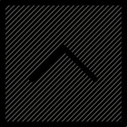 arrow, arrows, chevron, direction, navigation, up, upload icon