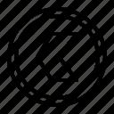arrow, left