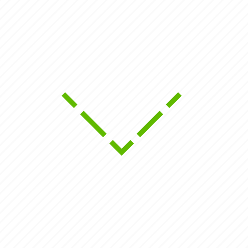 arrow, direction, down, download, move, pointer icon