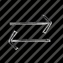 arrow, arrows, direction, left, navigation, right