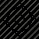 arrow, arrows, direction, menu, navigation, pointer, right