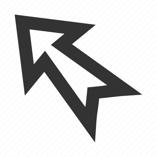 arrow, cursor, direction, export, left up, move out, navigation icon