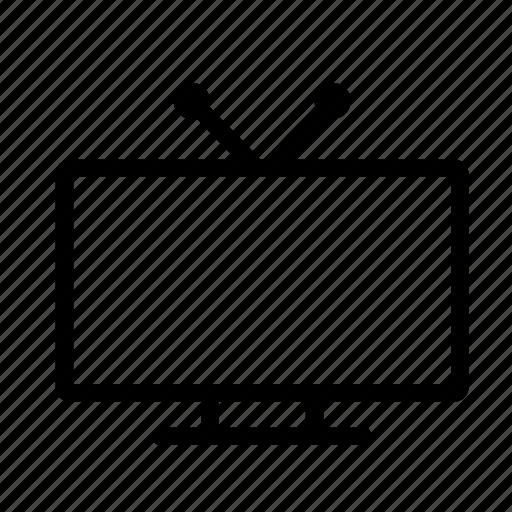 television, tv icon icon