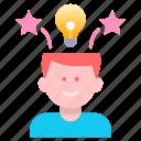 creativity, idea, innovation, bulb, light