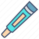 drawing, high lighter, marker, office, pointer, stationery, tool icon