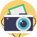 camera, clicking photos, digital camera, photography, snaps icon