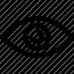 design, eye icon
