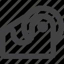 art, craft, design, tape, tool icon