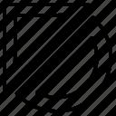 geometry, set, square, measure, drawing