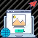 blog, post, blog entry, blog post, blogging, weblog, web blogging