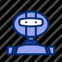automation, bot, future, robot, technology icon