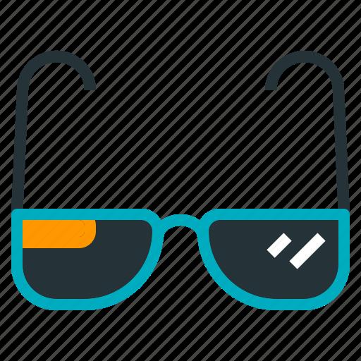 ai, artificial, glasses, intelligence, smart icon