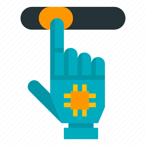 ai, artificial, hand, intelligence, tab icon