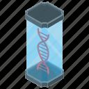 deoxyribonucleic acid, dna, dna helix, dna storage jar, dna strand, genetics icon