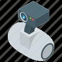 cctv, cctv camera, monitoring camera, robot home monitoring, security camera, surveillance eye icon