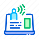 artificial, assistant, personal icon icon