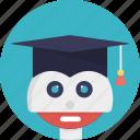 artificial intelligence, automation, educational robotics, robotics academy, superintelligence icon