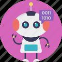 artificial intelligence agent, intelligent agent, software intelligent agent, virtual assistant software, visual software agent icon