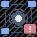 disconnect, error, network, offline, problem