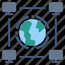 connection, internet, link, network, online
