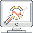 analysis, analytics, data, research, statistics icon