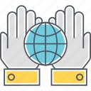 artificial noosphere, noosphere icon