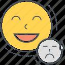 emotion, emotional intelligence, emotions icon