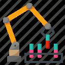 arm, robot, laboratory, ai, test