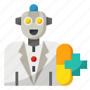 ai, artificial, intelligence, pharmacy, robot