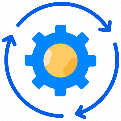 ai, artificial intelligence, repetitive tasks, settings icon
