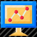 ai, artificial intelligence, dashboard, reporting, statistics icon