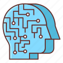 artificial, intelligence icon