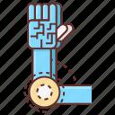 sensorimotor, skill icon