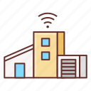 house, smart icon