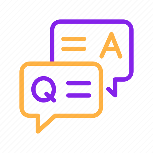 Answer, education, elearning, internet, learning, question icon - Download on Iconfinder