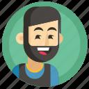 avatar, boy, man, sport, wrestling icon