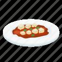 chinese dish, chinese tofu, ma, ma po, ma po tofu, po, tofu icon