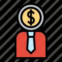 business, coin, investor, money, sponsor, user