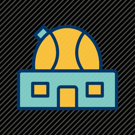 lab, laboratory, nasa, observatory, research icon