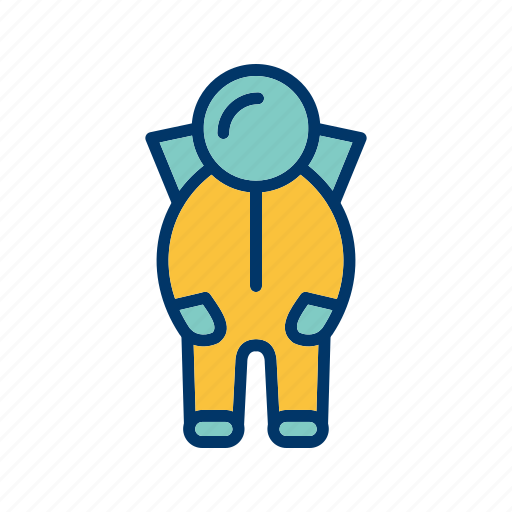 astronomy, space, space suit, spaceship, universe icon