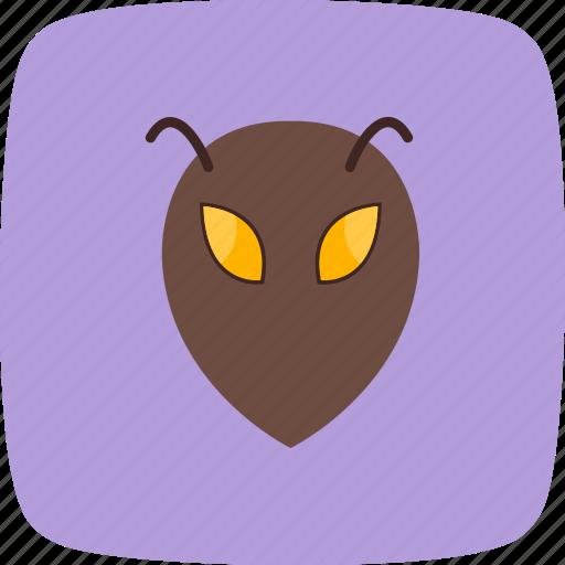 alien, avatar, emoticon, face, monster, profile, user icon