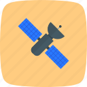 satellite, space, station icon