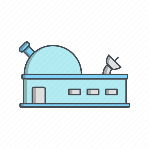 experiment, laboratory, nasa, observatory, research icon