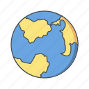 earth, global, globe, planet, world icon