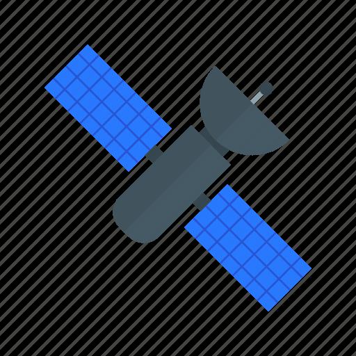 satellite, space, station, universe icon