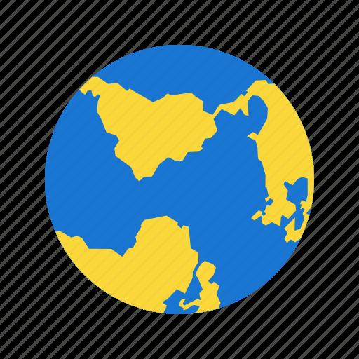 earth, global, globe, international, location, planet, world icon