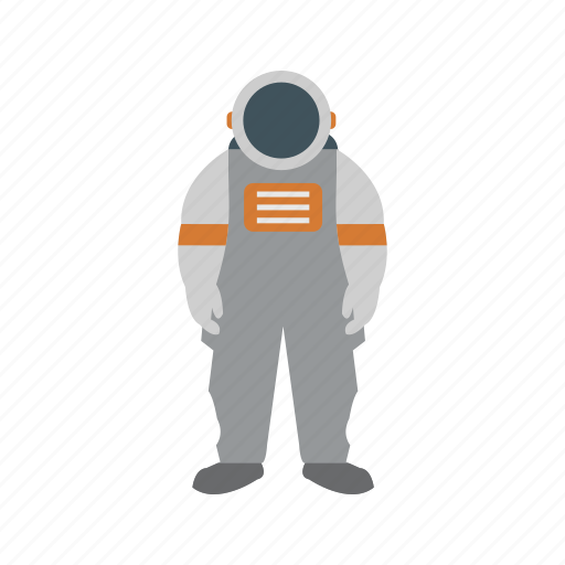 aeronaut, astronaut, astronomy, cosmonaut, science, space, space suit icon