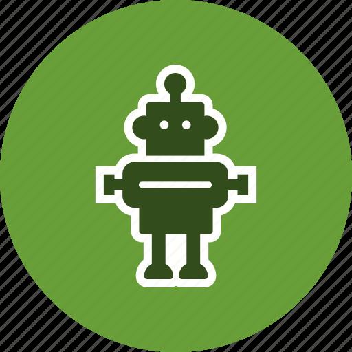 machine, robot, robotics icon