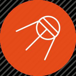 antenna, dish, satellite, sputnik icon