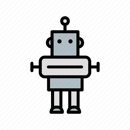 machine, robot, robotics, technology icon